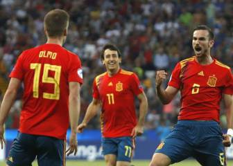 Spain line up friendlies against Germany and Netherlands