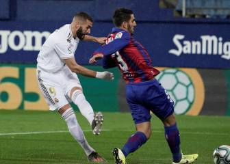 Benzema overtakes Puskas in LaLiga all-time scorer list