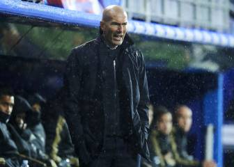Zidane delighted by Real Madrid's performance in Eibar
