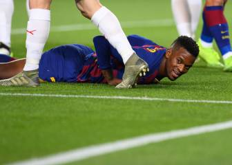Barcelona out of sorts: 16 injuries in three months...