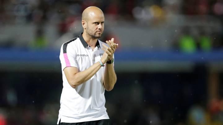 Miguel Ángel Ramírez, el éxito de la pasión y la humildad en Independiente  del Valle - AS.com