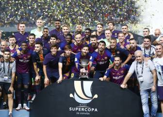 Spanish Super Cup to be played in Saudi Arabia from 2020-22