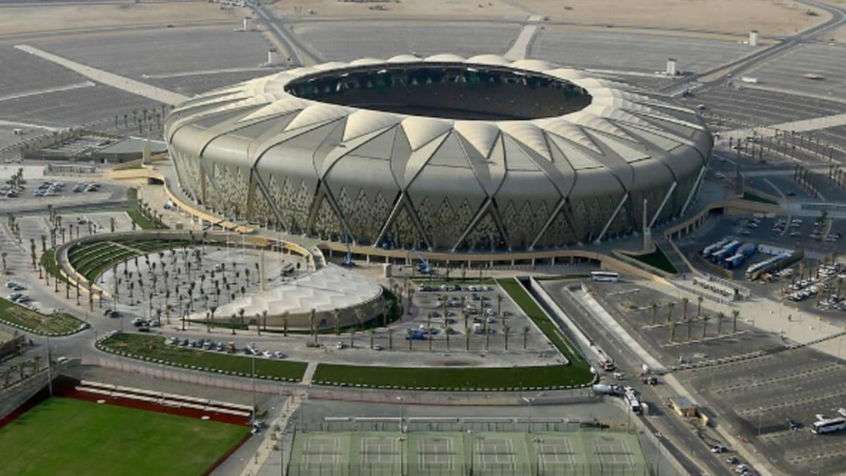 El Rey Abdullah, sede de la Supercopa, es la joya de Yeda