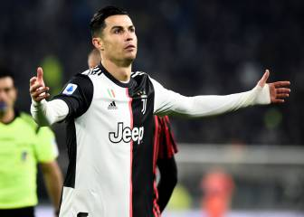 Juventus angered by Cristiano substitution strop