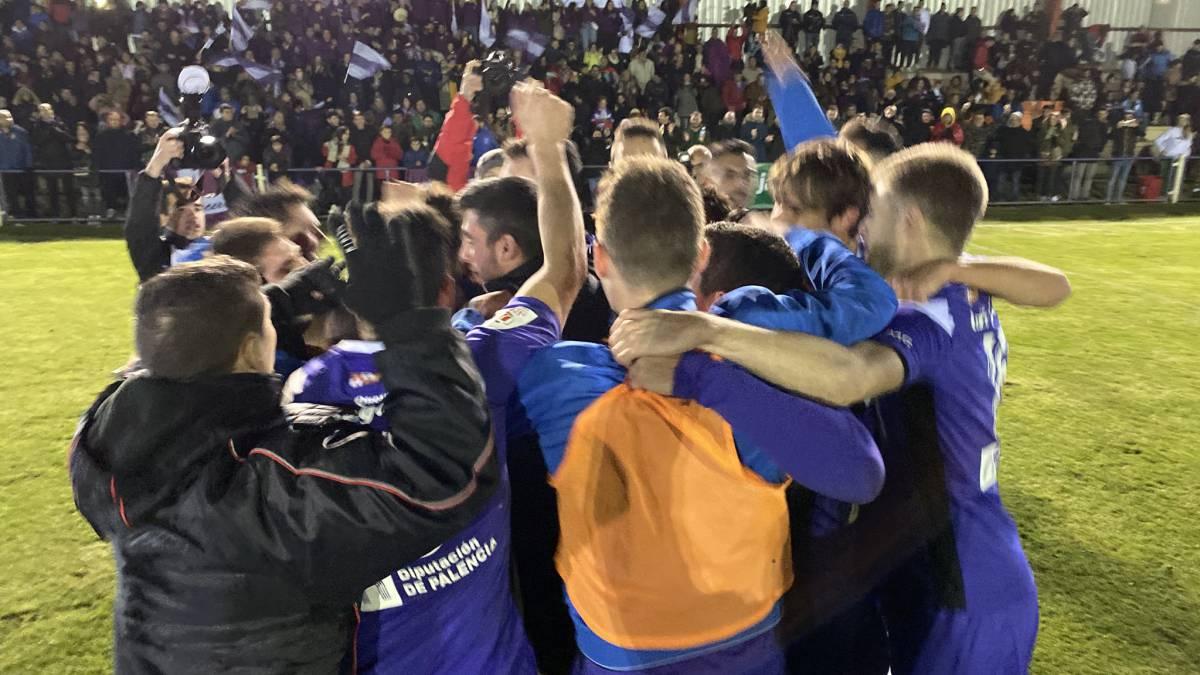 Andorra, Becerril y Tolosa, primeros clasificados para la siguiente ronda de Copa