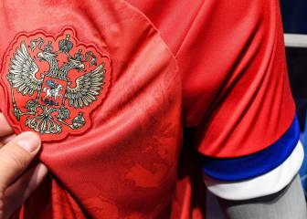 Russia refuse to wear Euro 2020 shirts due to Serbia flag error