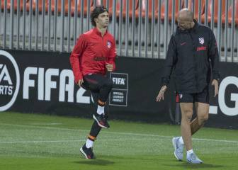 João Félix returns from ankle injury