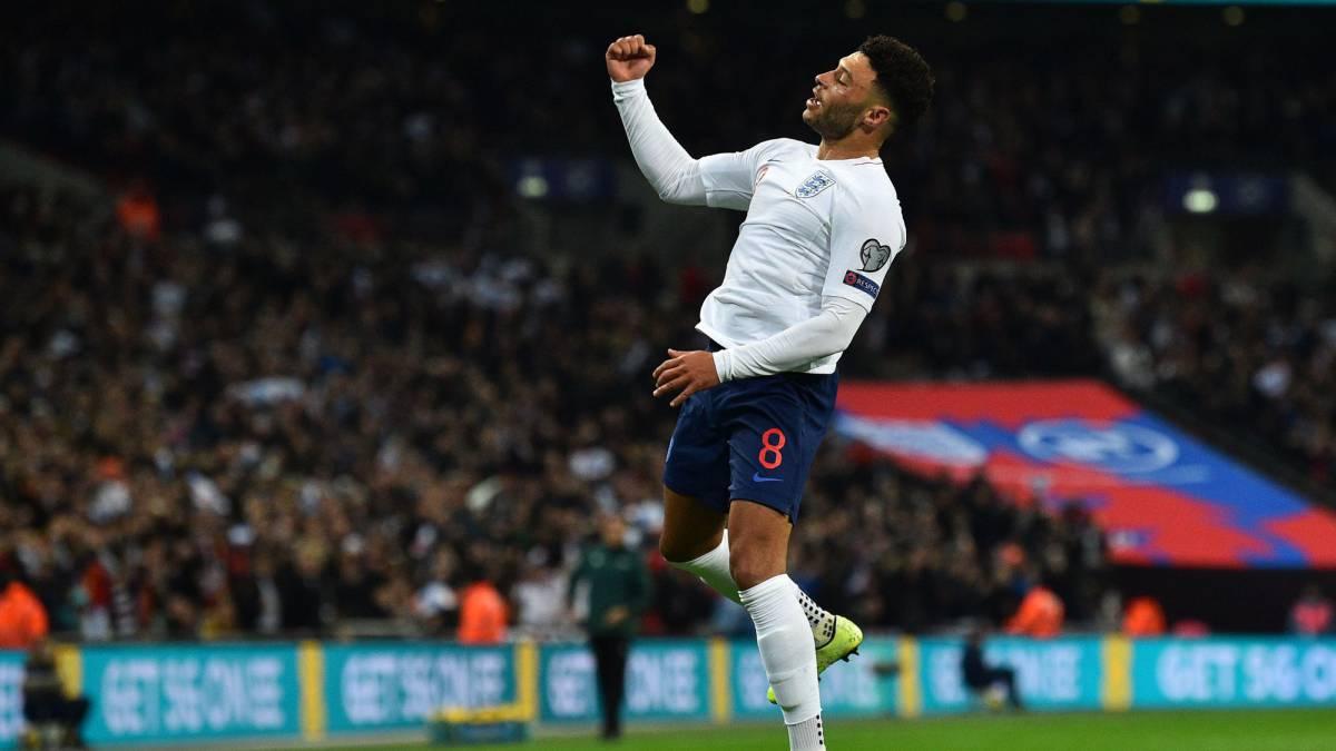 Inglaterra - Montenegro en directo: clasificación Eurocopa, en vivo - AS