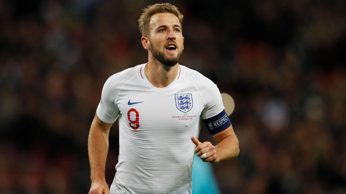 Inglaterra 7 - Montenegro 0: resumen, goles y resultado - AS