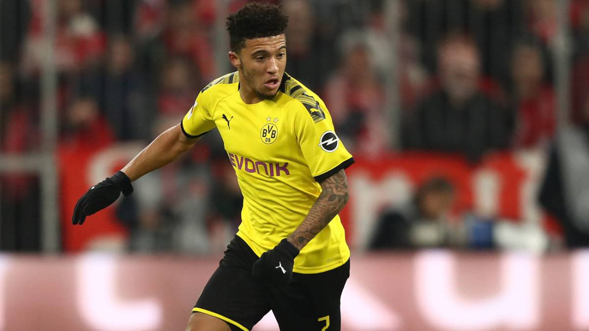 Sancho sale a subasta: Real Madrid, United, PSG, Liverpool... - AS