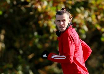 A stormy month for Gareth Bale