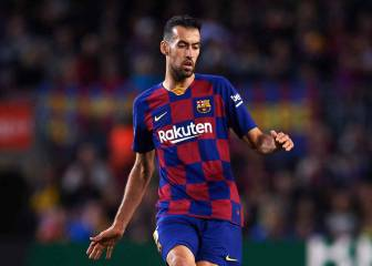 Busquets is still key to Barcelona and Spain