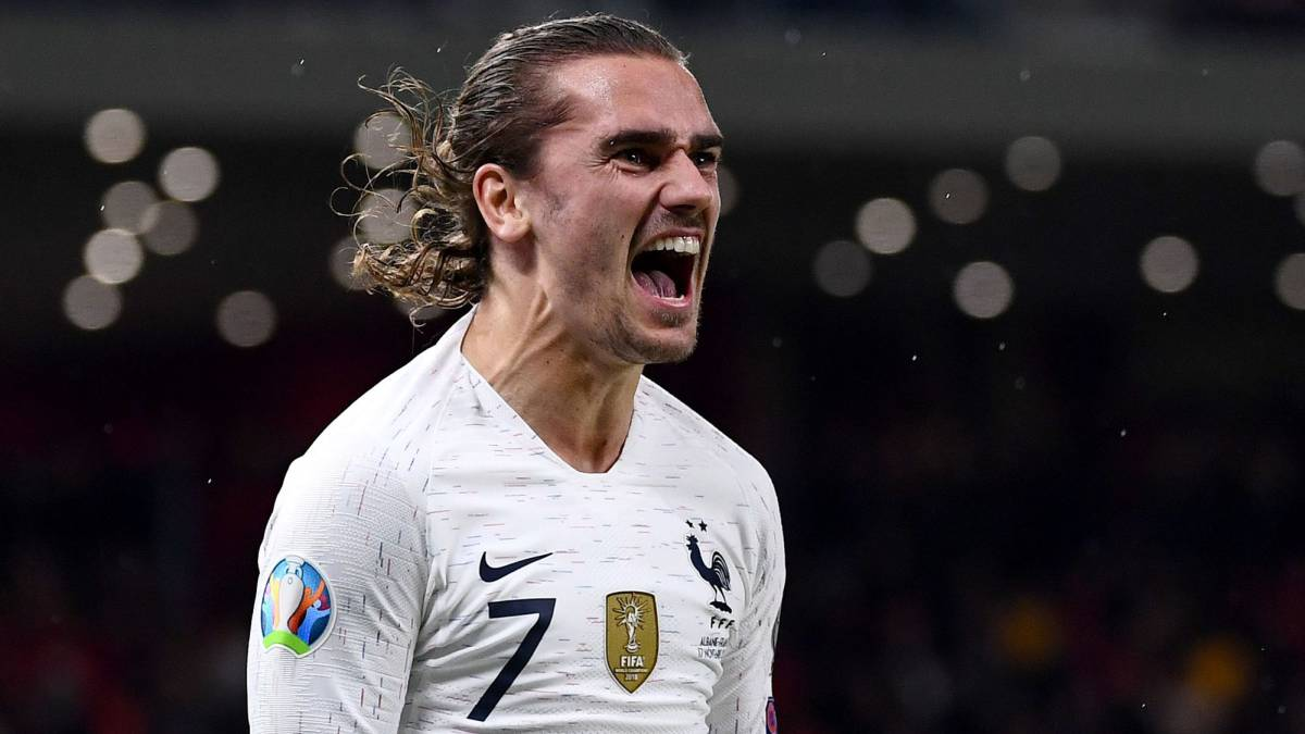 Albania 0 - Francia 2: resumen, goles y resultado - AS