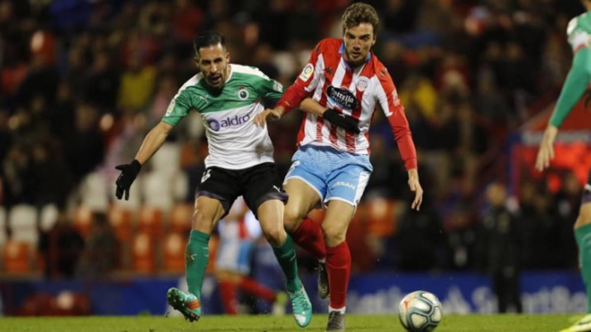 Lugo 1-1 Racing: resumen, goles y resultado del partido - AS
