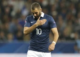 Algeria cool on Benzema overtures