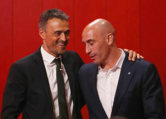 Spanish FA offers Luis Enrique chance to return for Euro 2020