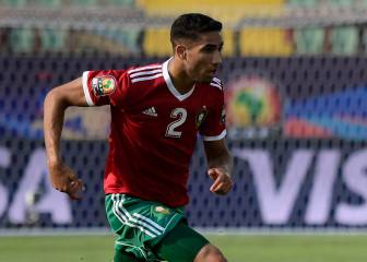 Achraf ammunition leads the way in Europe's big five leagues