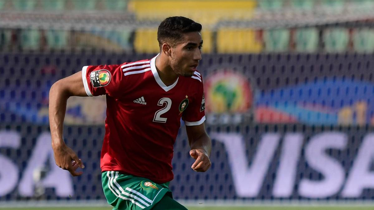 Achraf ammunition leads the way in Europe's big five leagues - AS English