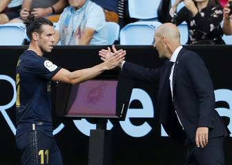 Zidane to deal with hot button issue of Bale on Thursday