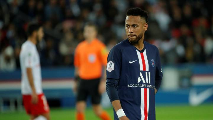Neymar Back Mbappe A Doubt As Real Madrid Await Psg Visit As Com