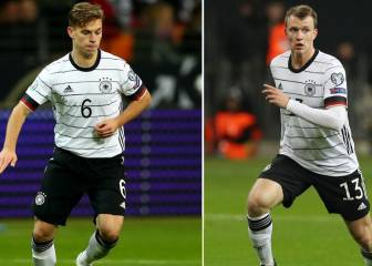 Kimmich and Klostermann on Barcelona's radar