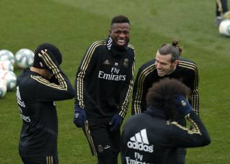 Bale back in Real Madrid squad, Vinicius left out again