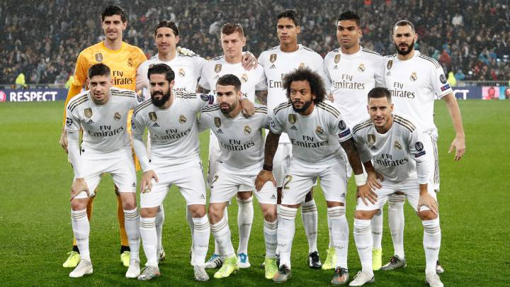 Real Madrid Player Ratings Vs Psg As Com