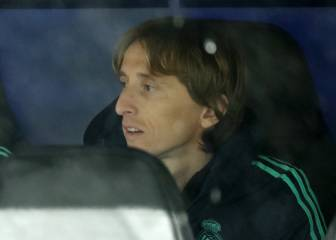 Modric ya no es imprescindible