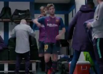 Sergi Roberto caught criticising dark arts of Sergio Ramos