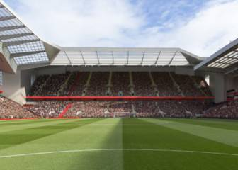 Liverpool release first photos of Anfield expansion