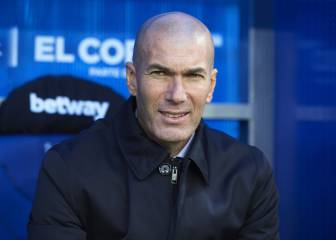 Zidane hails win at Alavés: