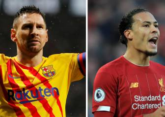 Messi and Van Dijk with one last push ahead of Ballon d'Or