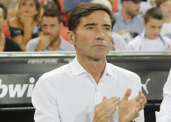 Arsenal and Everton eyeing ex-Valencia boss Marcelino