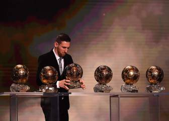Messi wins Ballon d'Or 2019 by the finest of margins