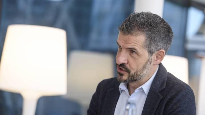 David Jiménez, presidente de ProLiga, se reunirá con Futbolistas ON para negociar por un nuevo convenio colectivo en Segunda División B.