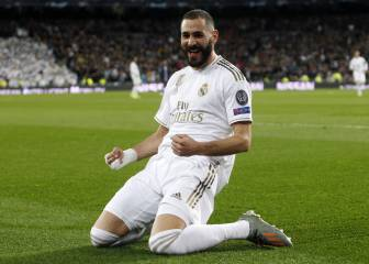 Lyon launch charm offensive for favourite son Benzema