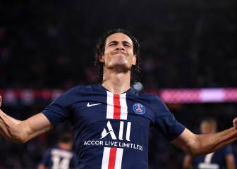 Atlético contact PSG's Cavani - source confirms
