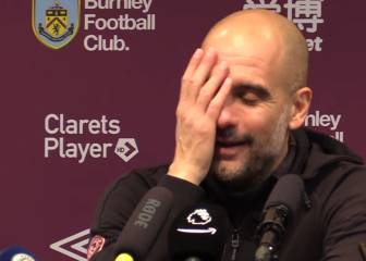 Guardiola's slip of the tongue in wake of Bayern rumours