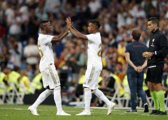 Time for Vinicius and Rodrygo to step up for Real Madrid