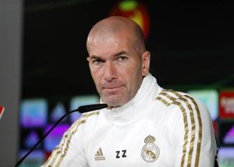 Zidane: I won't ban Bale from playing golf
