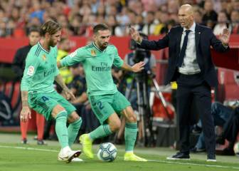 Why did Madrid wear green away kit against Espanyol?