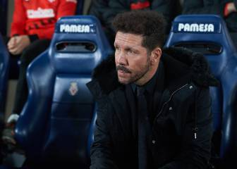 Simeone worried after Atleti's 8th draw: