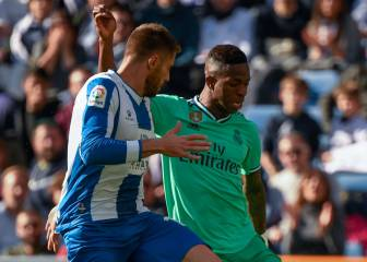 Vinicius, lucky to have escaped second booking - Iturralde