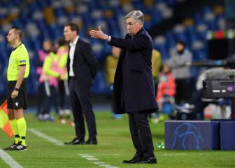 "Ancelotti: ""I'm not sure if I'll be on the bench for the next game"