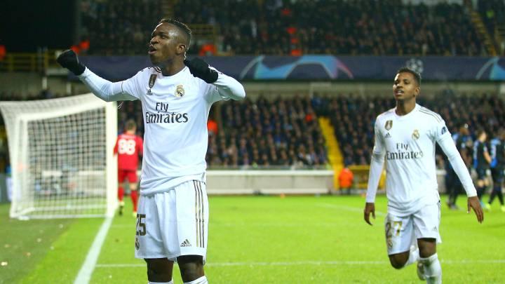 Real Madrid Player Ratings As Club Brugge Beaten In Belgium AS com