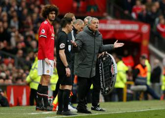 Fellaini rules out Mourinho reunion at Totthenham