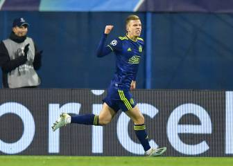 Atlético Madrid plan to sign Dani Olmo in January