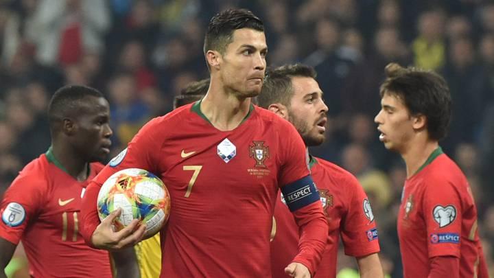 Cristiano, último rival de España antes de la Eurocopa
