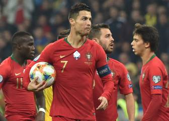 Spain to host Cristiano's Portugal in final Euro 2020 warm-up