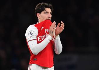 Bellerín atiza a Boris Johnson